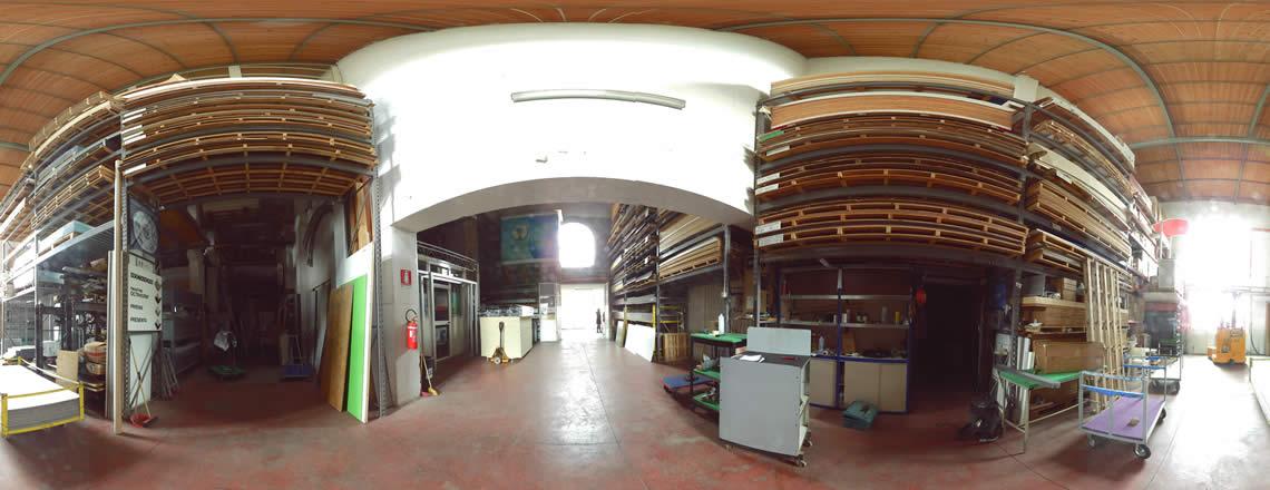 Magazzino AR.CO. Studio Roma
