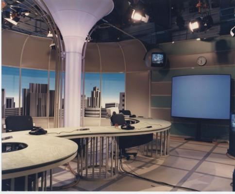 Scenografie televisive