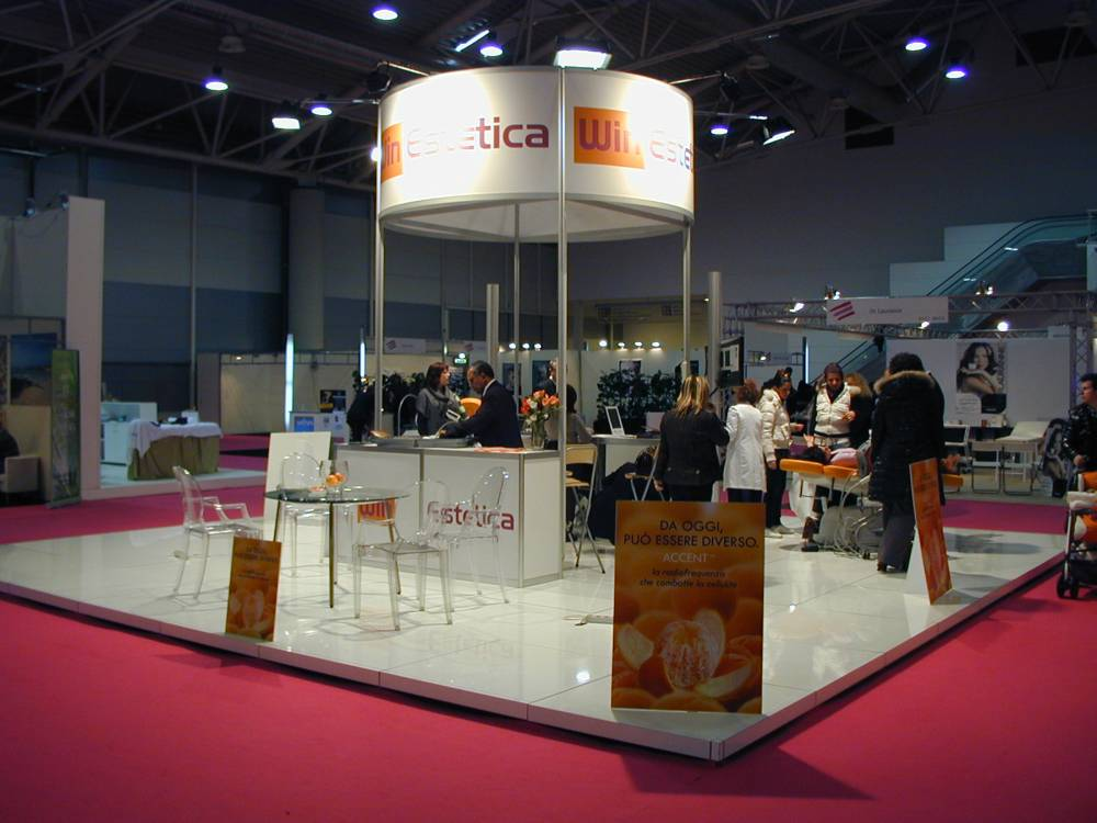 Exhibition Stand Fitting Jobs : Customized stands ar.co studio rome