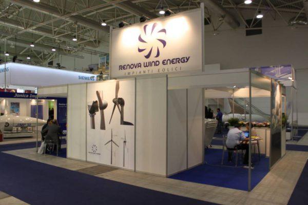 Stand personalizzato Renova Wind Energy
